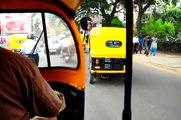 Bangalore, India - auto rickshaw ride