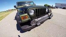 Davis AutoSports 2006 Jeep Wrangler Sport TJ 76k Lifted Modified For Sale 9/11/2015