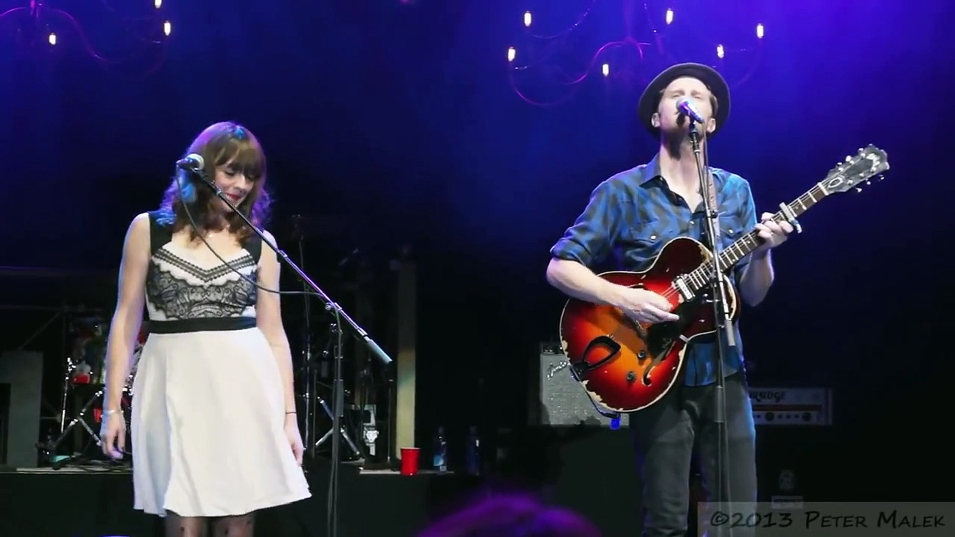 The Lumineers - Falling (New Song) (Live At The Greek - 8-28-13)