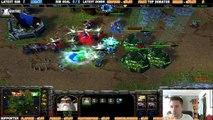 WarCraft 3   [HM] yAwS vs. AlexKutznec [ELF]   Last Refuge (LR)   First-Person   RUS_BRAIN'S Cup 2  