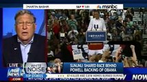 Martin Bashir - Romney surrogate Sununu sets another race-bait trap with 11 days to go