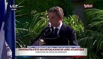 """[Politique] Lapsus révélateur de Sarkozy : """"La France toujours du côté des dictateurs"""""""