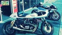 2015 Yamaha #XV950 Silver Eagle #YardBuilt by Lucky Motos first photos & details