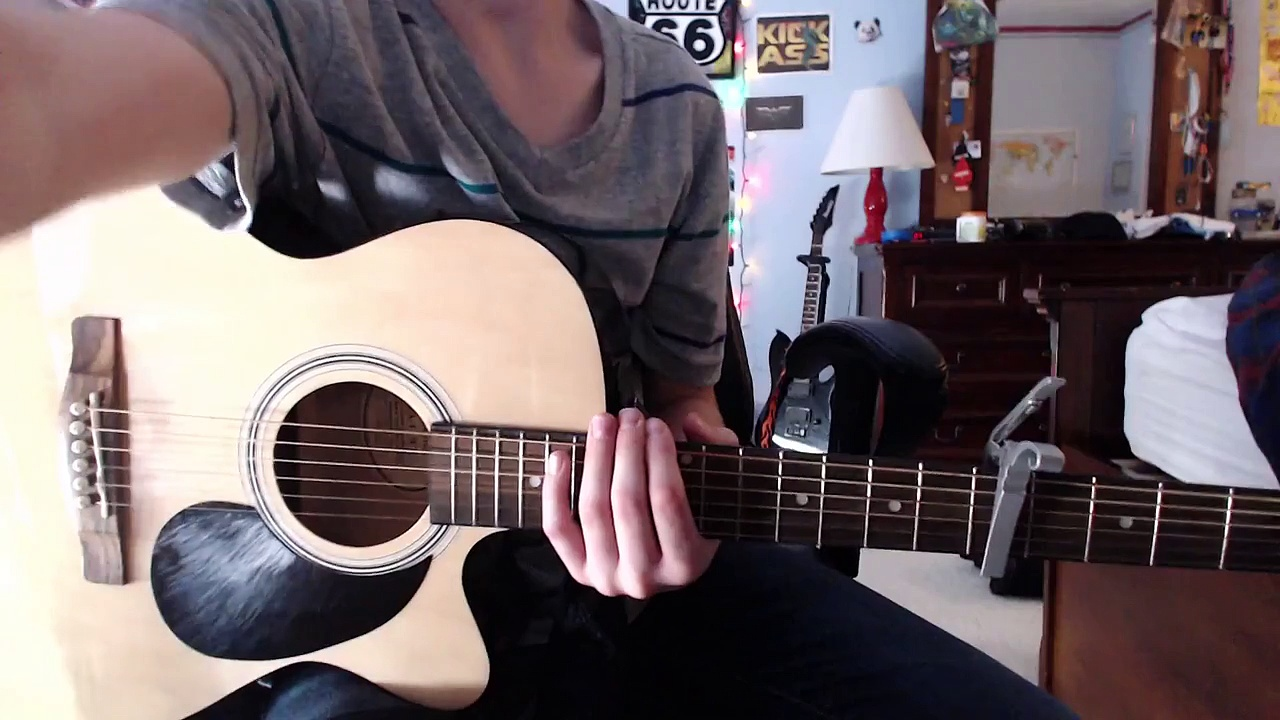 Acoustic Guitar Improv