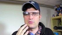 Google Glass Titanium Frames Unboxing [Deutsch - German]