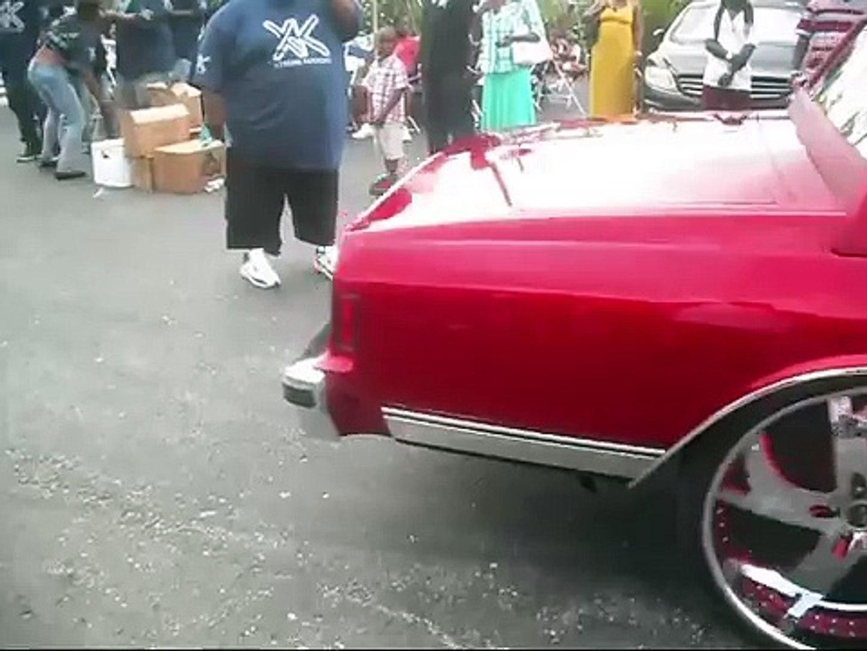 Box Chevy LS x Vellano x Kandy x E&G Grille x 2014 Xtreme Kustoms Car Show