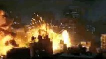 Ghostbusters Alternate Ending (Ghostbusters vs. Godzilla)