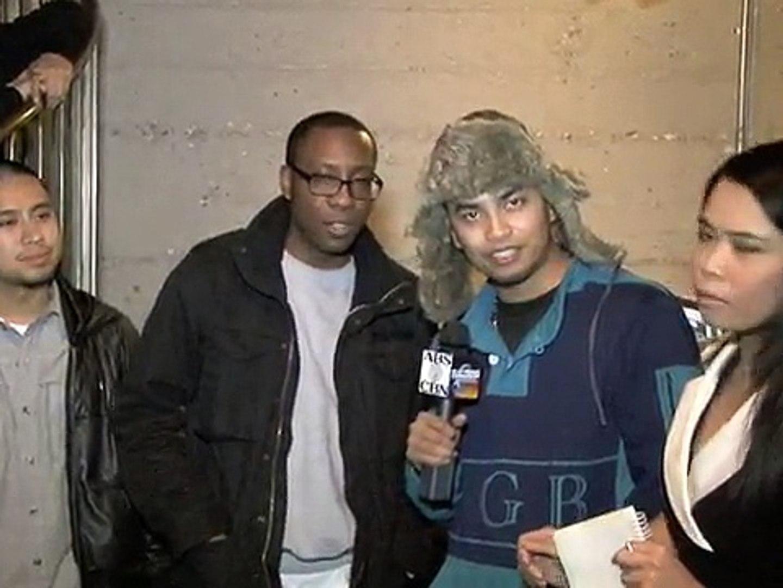 YongChavez Interviews the Jabbawockeez