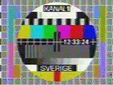 TV DX Kanal 1 Sverige