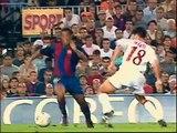 Ronaldinho gestes techinques