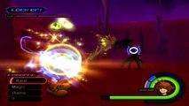 Kingdom Hearts - Sora Level 87 Vs Sephiroth - expert mode