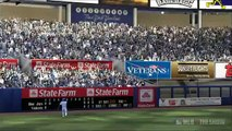 MLB 11 The Show - Blue Jays@Yankees: Alex Rodriguez Hits 3 Homeruns