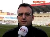 Sivasspor stadı maça hazırlıyor