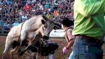 Bull Riding Rodeo at Buckin' Ohio