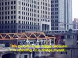 Chicago suburban subway CTA trains on the Loop and METRA commuter trains Railroad