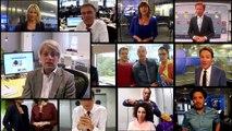 NOS Nieuws feliciteert RTL Nieuws met 25-jarig jubileum