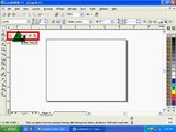 How to use Eraser Tool in coral draw urdu/Hindi lecture