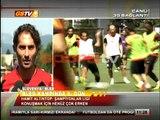 """Hamit Altıntop: """"Sezona Süper Kupa ile başlamak istiyoruz"""""""