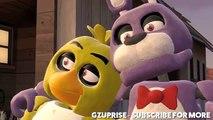 FNAF Animation : Bonnie Save Chica (Five Night's At Freddys SFM) [SFM FNAF]