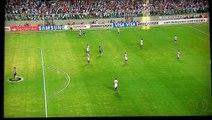 Gol de Jô, jogada genial de Ronaldinho Gaúcho - Galo 2 x 1 São Paulo. Libertadores 2013