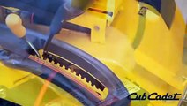 Cub Cadet PTO Removal - video dailymotion