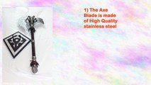 Lager Toys Shadowmourne Axe Lich King World of Warcraft Wow