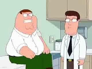 Family Guy-Seth Rogen Gene