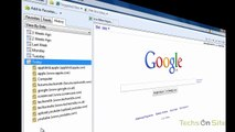 How to use in private browsing on Internet Explorer 8 (Watch in HD)