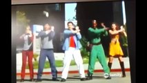 Power Rangers History!!!!!!!!!!!! Go! Go! Power Rangers