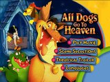 Opening to All Dogs go to Heaven 2001 DVD