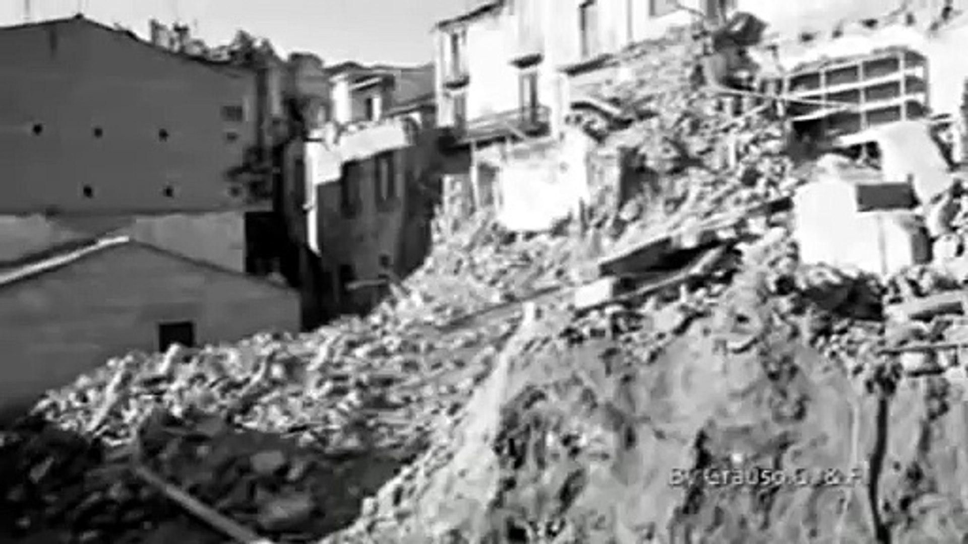 Terremoto Irpinia 1980 - video dailymotion