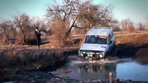 Tuning Time Lada Niva 4x4 on the off road