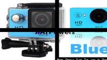 sport camera W9 Wifi Diving 30M Waterproof smart phone wifi control HD Sport Action C