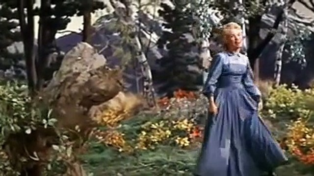 Jane Powell - Wonderful, Wonderful Day (Seven Brides for Seven Brothers Soundtrack 2)