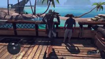 Assassin's Creed 4 Black Flag Gameplay Walkthrough - Naval Pirate Exploration