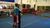 Jeff Katz – Martial Arts & Krav Maga Self-Defense Demonstration