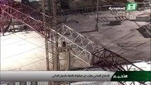 أكثر من مئة قتيل في سقوط رافعة في المسجد الحرام في مكة المكرمة