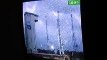 VEGA Launch VV01 - Ground Segment Operational Equipe - 13.02.2012 (Centre Spatial Guyanais)
