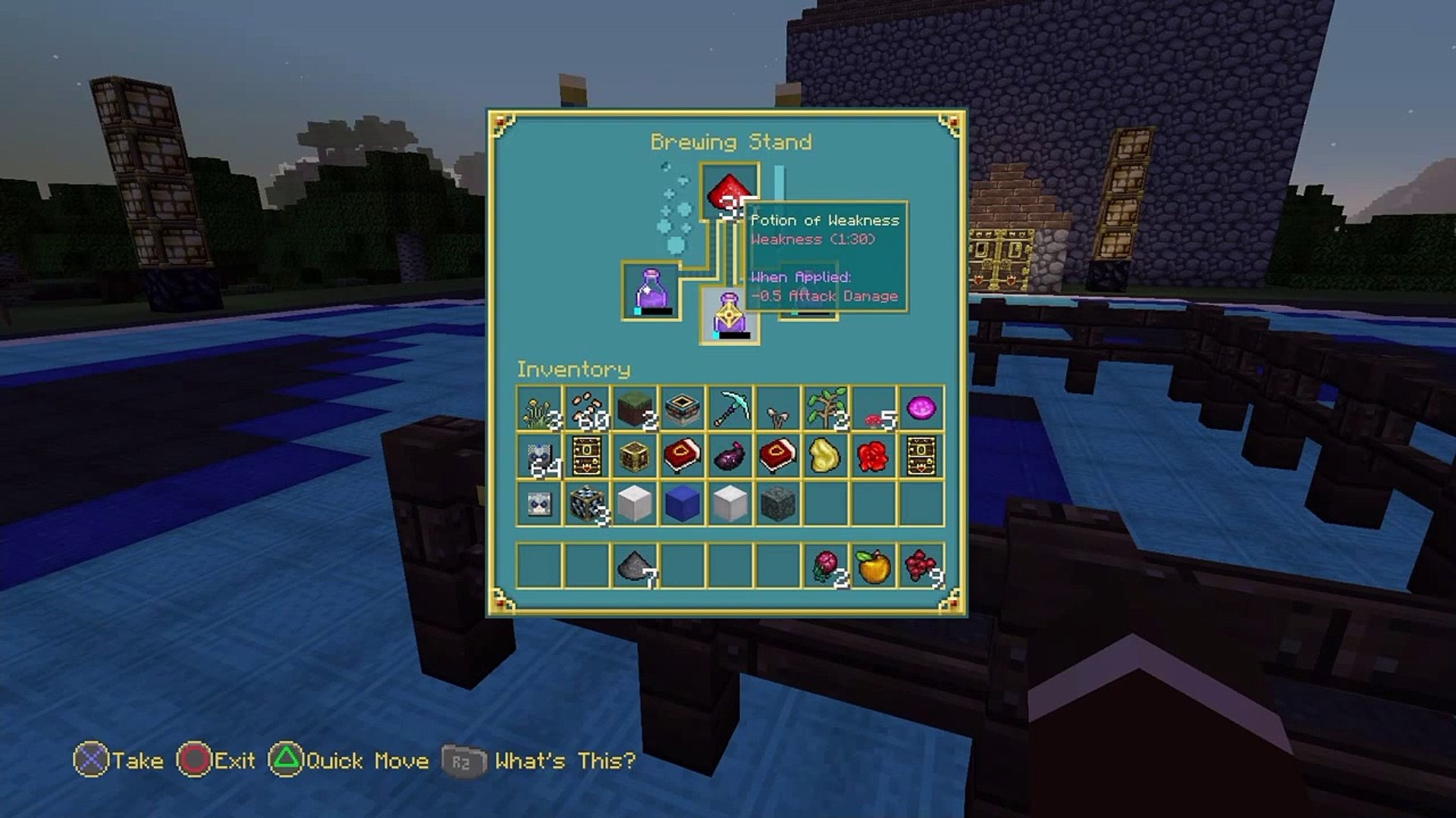 How To Cure A Zombie Villager (With Potion Tutorial) Minecraft PS10