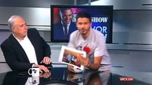 eNCA heads to New York for Trevor Noah's opening night as The Daily Show host