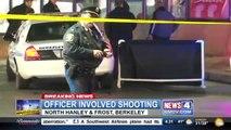 Looting. riots, arson in Berkeley, MO after cop fatally shoots armed black teen Antonio Martin