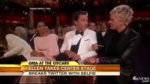 Oscars 2014 | Ellen Degeneres Best Oscar Moments at Oscar 2014 | Ellen Oscar Selfie Oscar Pizza