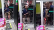 Wal Mart Gas Station Attendant Caught Rubbing Out High Prices