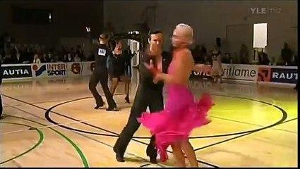 Latinalaistanssin (10-tanssi) SM-kilpailut, 2007