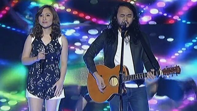"It's Showtime: Princess, Jireh perform ""Buko"" & ""Magkabilang Mundo"""