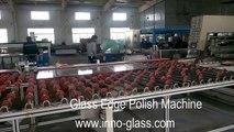Glass Edge Polish Machine for furniture glass,shower glass,home appliance glass- InnoGlass