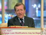 Mortgage Loan Modification Scam watchout for an illegal third party Mortgage
