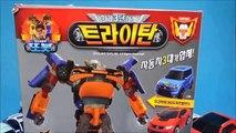 Ou robot de l'étape 3. Tri-transformation du carbone. X, Y et Z trois ou robot voitures comme la transformation de la jouet Tobot Transformer Robot jouet Voiture