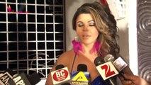 OMG! Rakhi Sawant Insults Sunny Leone Publicly