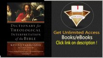 PDF Download Baker Theological Dictionary of the Bible Download